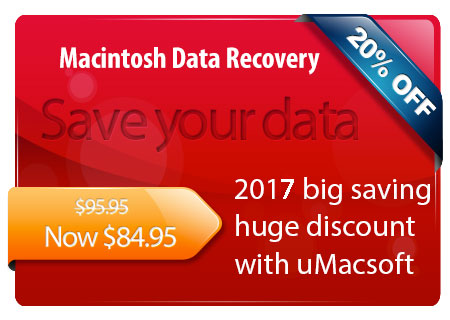 2013 big saving - Macintosh data recovery